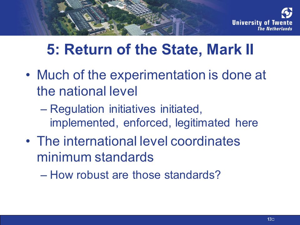 14 5: Return of the State, Mark II EU Recovery Plan (1.5% GDP) High Level Group on Fin.