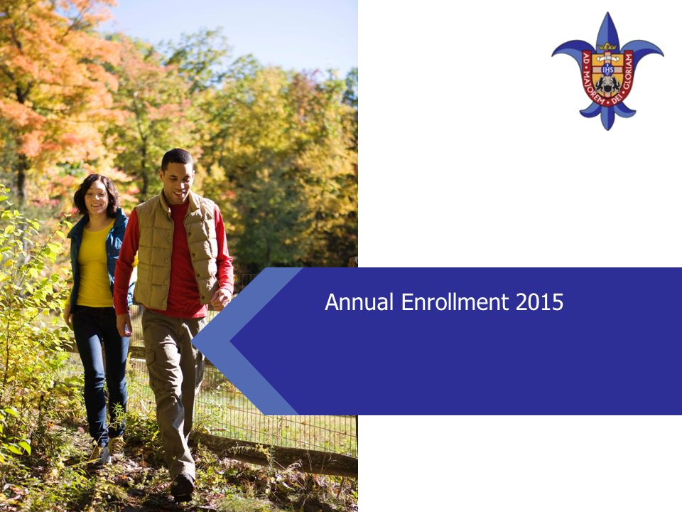 2015 Annual Enrollment  Plan elections are binding for the 2015 plan year, unless you experience a qualifying life event:  Marriage  Birth/adoption  Divorce  Death  Change in employment status  Change in dependent status  Life status changes allow you to make benefit election changes  The Benefits Department must be notified within 31 days of life change