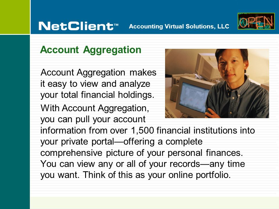 Accounting Virtual Solutions, LLC 1040 Tax Organizer At tax time, well use the online 1040 Tax Organizer to collect the information well need to prepare your taxes.