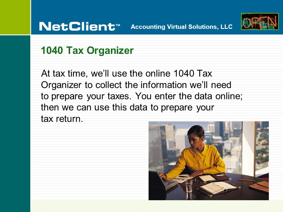 Accounting Virtual Solutions, LLC Stock Quotes Stock Quotes are an added convenience.