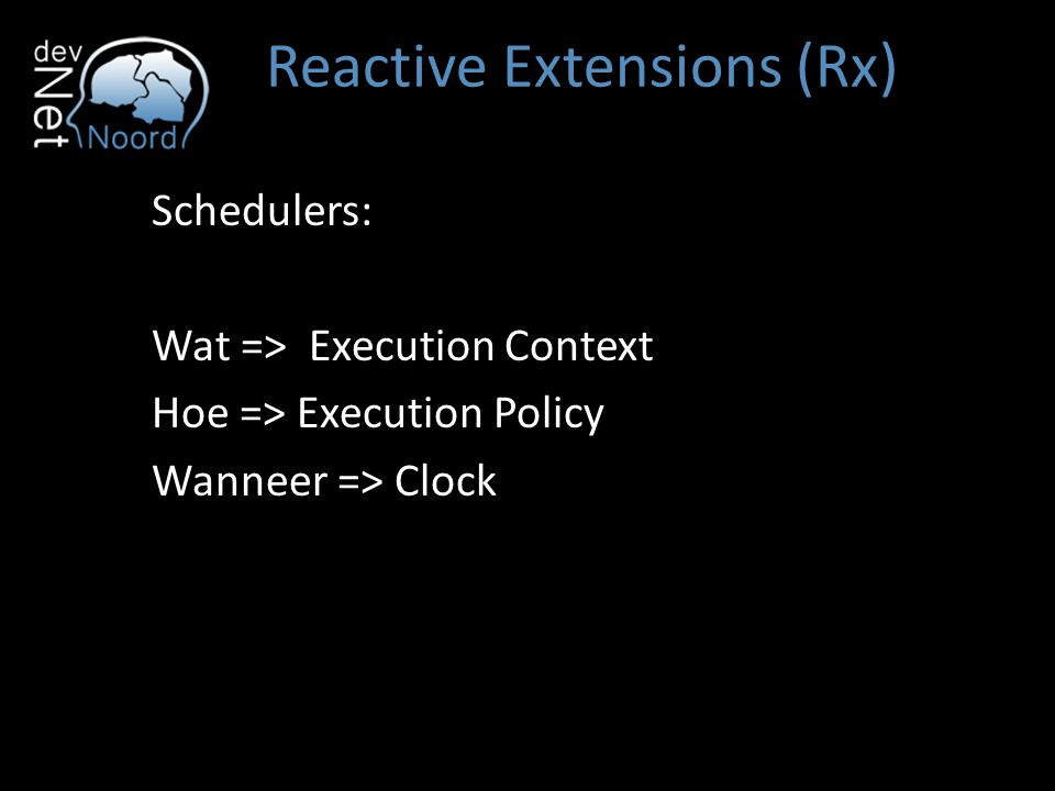 Reactive Extensions (Rx) Show Code