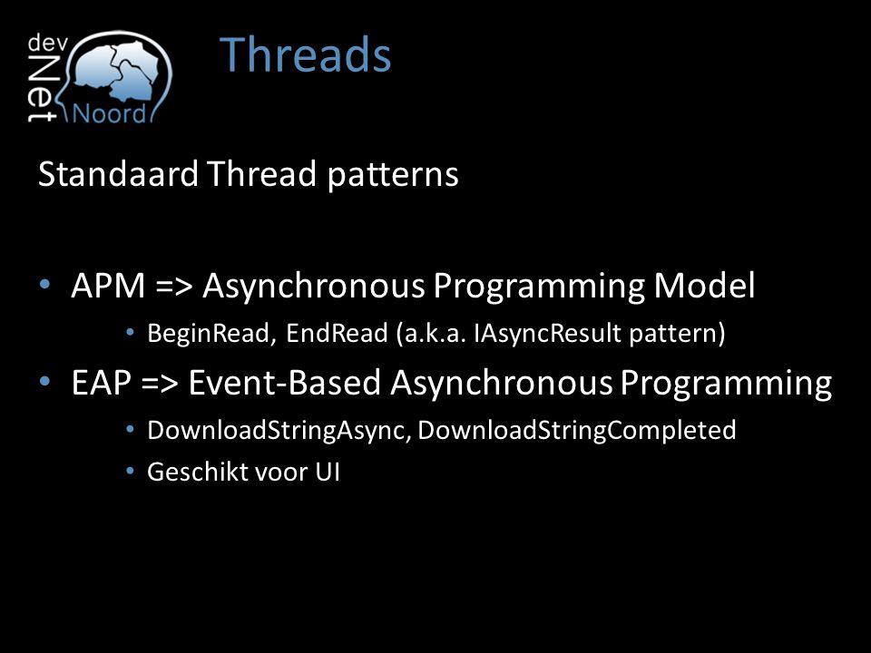 Threads Show Code
