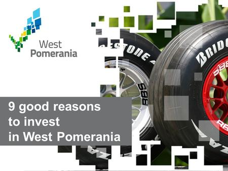 Www.iac.wzp.p l 9 good reasons to invest in West Pomerania.