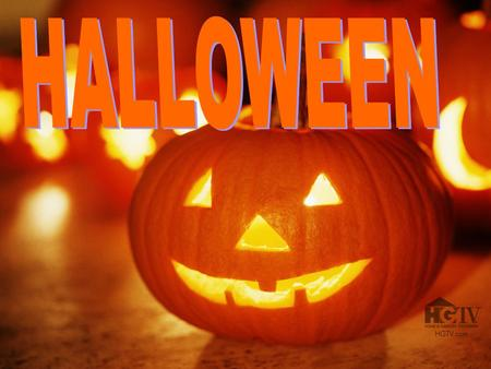 Halloween is a yearly holiday observed around the world in October. According to some scholars, All Hallows' Eve initially incorporated traditions from.