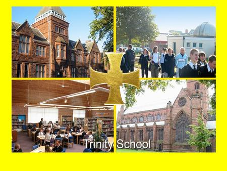 Welcome to Trinity Year 10 Mr Kay THE CHALLENGE! To be the best GCSE year ever at Trinity.