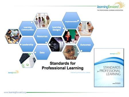 Www.learningforward.org. Components of a Comprehensive Professional Learning System Conceptual Components Operational Components Vision/Function/Goals.