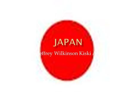 By Jeffrey Wilkinson Kiski Area.  Japan's flag:  Japan's capital Tokyo:  Japan's Imperial Seal: