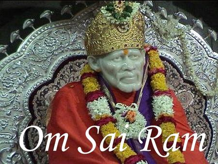 Om Sai Ram. Proview Construction Ltd., Ghaziabad (UP) Brings One More Housing Project of Fully Furnished, Modern Designer Homes in the Holy place of Shri.