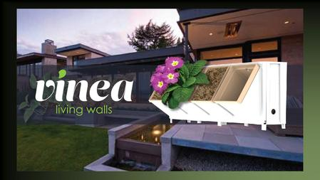 Dreaming of your very own garden? Living in a small apartment? Vinea has the solution - Green living walls! Select any area you want, even an entire wall.