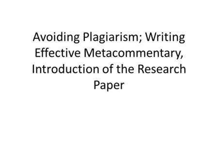 research paper on honesty Read this essay on honesty many students will plagiarize other students and/or authors work in their own research paper not citing their work.
