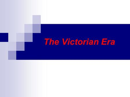 The Victorian Era. Victorian Period Time of Turbulent change Continuation of the romantic movement in a more subdued matter. Other major issues include.