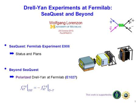 Drell-Yan Experiments at Fermilab: SeaQuest and Beyond