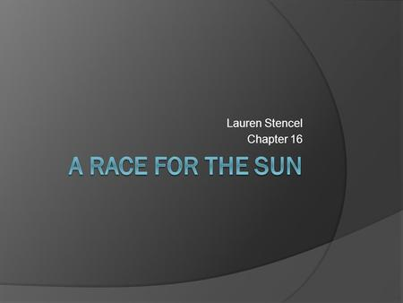 Lauren Stencel Chapter 16. Key words  Passive solar heating system  Active solar heating system  British Thermal Unit (BTU) Joule  Energy Efficiency.