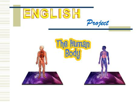 Project Learn English through our body! head Limps Body Other organs Today we are going to share with all of you the fun in learning English through.