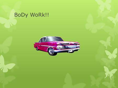 BoDy WoRk!!.  The arrangement of details in the body of our essay is very important.  The order of importance of each detail should go from least important.