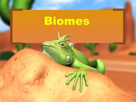 Biomes. Biosphere- anywhere life is supported – This spans from several miles above the earth surface to deep down in the ocean. If microscopic organisms.