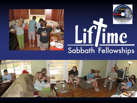 What we're doing »Sabbath mornings »10:30-12:00 Discuss topic of Sabbath School lesson over breakfast »12:00ff - Lingering fellowship »During the week.