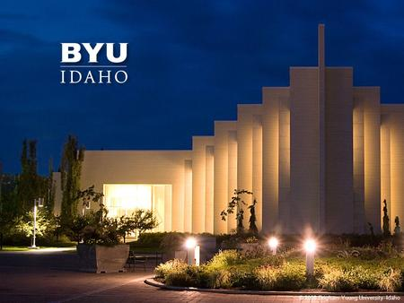 © 2008 Brigham Young University–Idaho. University Policy 1-14: Employee Gifts, Parties, Receptions, and Incentives 1. Retirement gifts, Christmas gifts,