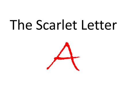 """alienation scarlet letter nathaniel hawthorne """"a moral wilderness"""": nathaniel hawthorne's the scarlet letter by lehtie chalise thomson a thesis submitted in partial fulfillment of."""