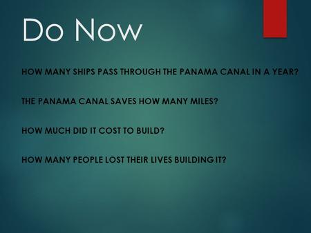 How Much Did It Cost To Build The Panama Canal