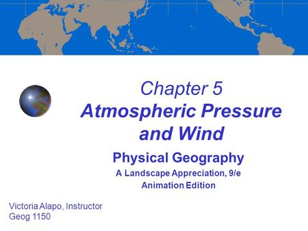 describe the relationship between air pressure and wind speed