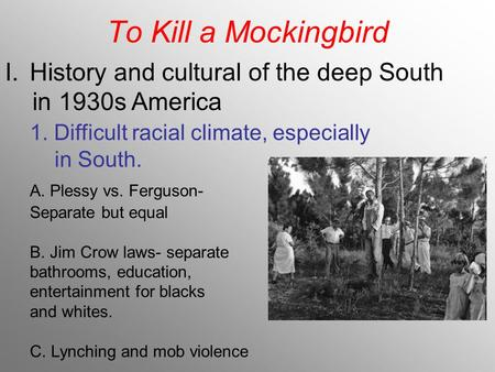 to kill a mockingbird racism essay thesis Racism in to kill a mockingbird essay video thesis statement help essay racism in to kill a mockingbird essay video thesis statement help essay by / 16/04/2018 / văn hóa & nghệ thuật / no comments / related post of racism in to kill a mockingbird essay video.
