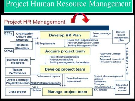 The process of identifying and documenting project roles, responsibilities, required <strong>skills</strong>, reporting relationships, and creating a staffing management.