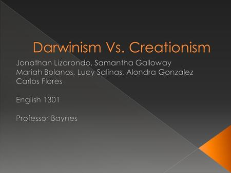  The definition of Darwinism is the theory of the evolution of species by natural selection advanced by Charles Darwin.  The name Darwinism is also.