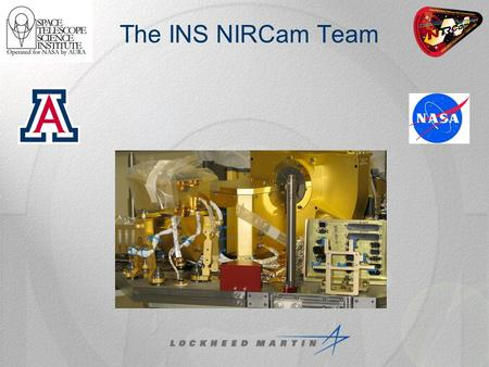 The INS NIRCam Team.
