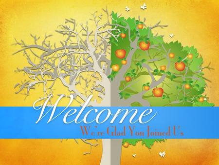 """Helping People Meet Christ and Grow In Him"" ""A Fruitful Life In Christ"" Dave Klusacek March 16, 2014."