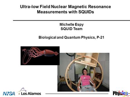 Ultra-low Field Nuclear Magnetic Resonance Measurements with SQUIDs