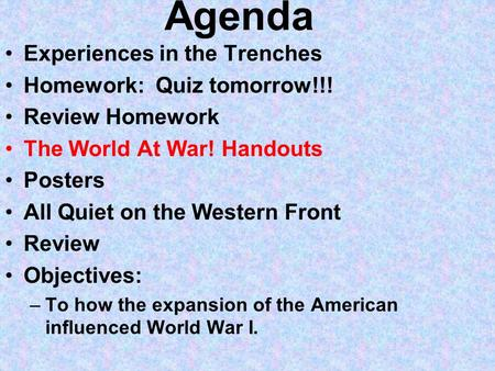overall summary of all quiet on the western front Find all quiet on the western front lesson plans and teaching resources quickly find that inspire student learning.