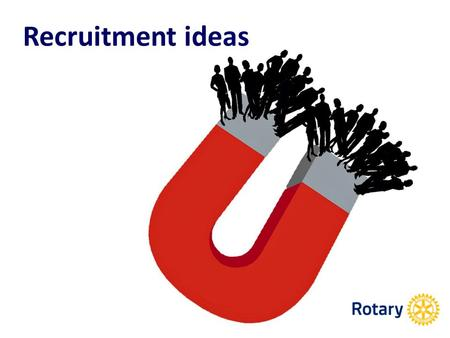 Recruitment ideas. Three Vital Components of a Recruitment Campaign Intent AudienceProduct.