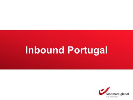 Inbound Portugal. Portugal Market overview Top 3 reasons to buy cross-border Portugal has a population of 10.4 million inhabitants 3.2 million buy online.