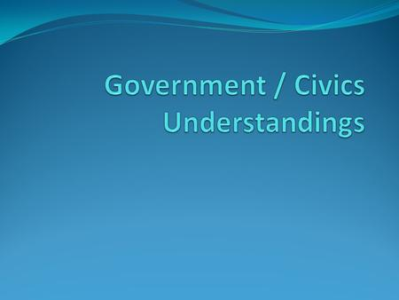 SS7CG1 SS7CG1 The student will compare and contrast various forms of government. A. Describe the ways government systems distribute power: unitary, confederation,