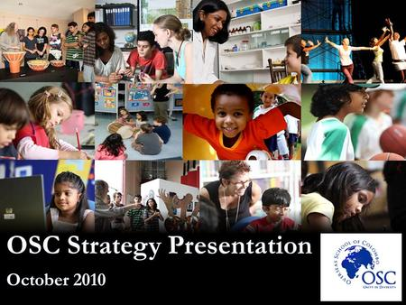 Mission Values Broad Policy Framework Strategic Policies Strategic Plan Annual Budget Action Plans To develop the whole person as a responsible learner.