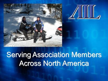 Serving Association Members Across North America.