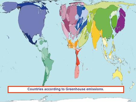 Countries according to Greenhouse emissions.. Carbon Dioxide Emission Reductions 1980-2000.