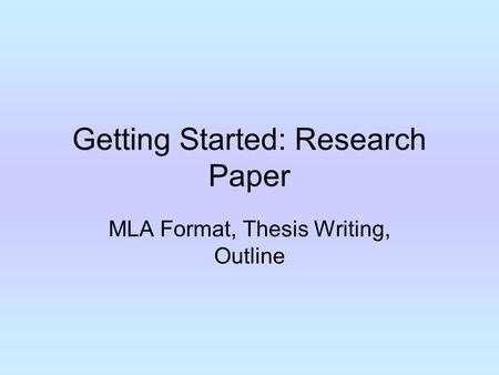 sample research paper  th grade ASB Th  ringen th Grade Research Paper notebook SlideShare