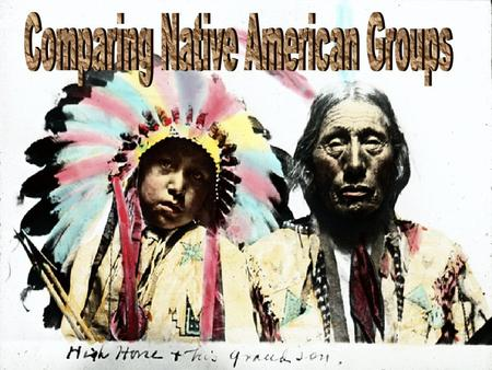 Native Americans. Teacher Notes This activity can follow reading of Chapter 3, Texas and Texans, Glencoe, or it may be coupled with selected reading from.