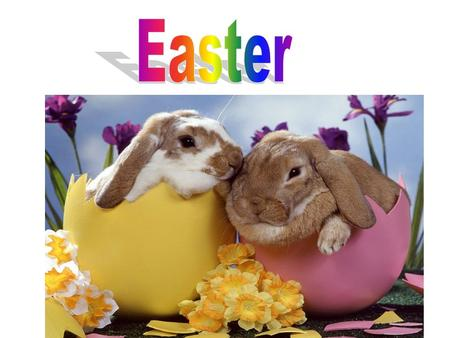 Easter is on the 24 th of April this year. Easter is not always on the same date but it is always on Sundays.