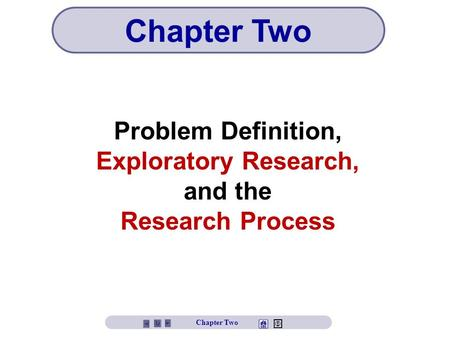 Use 'exploratory research' in a Sentence