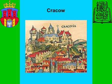 Cracow. Cracow is the city exactly on the intersection of 20 degrees East and 50 degrees North. According to some cartographers it is the geographical.