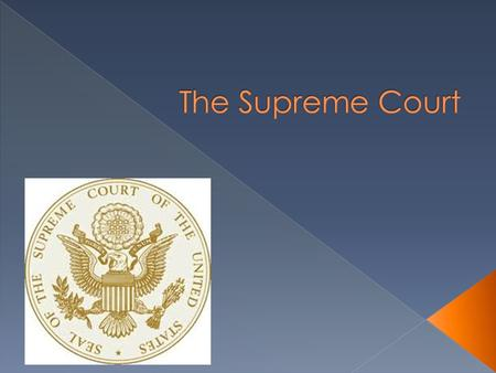  Is the authority of the courts to hear certain cases  Under Constitution, federal courts have jurisdiction in cases regarding › Federal law › Treaties.