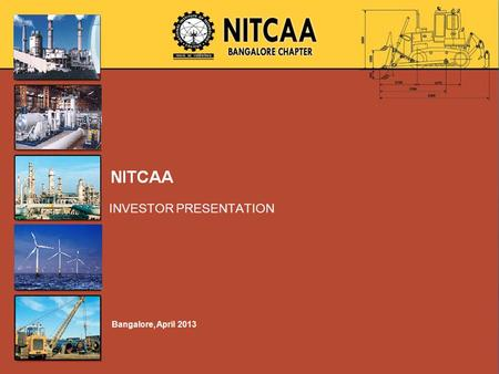 Agenda Program highlights About NITCAA About NITCAA Bangalore Chapter Why Sponsor?