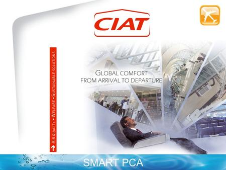 SMART PCA. SUMMARY  Smart Airport  The Passenger  The Comfort  PCA System  Smart PCA.