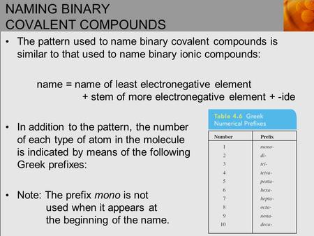 how to add an element to a covalent compound