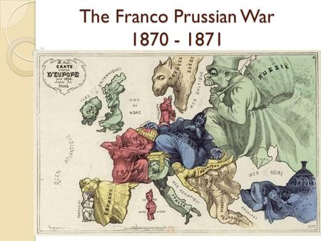 The Franco Prussian War 1870 - 1871. French soldiers 1870.