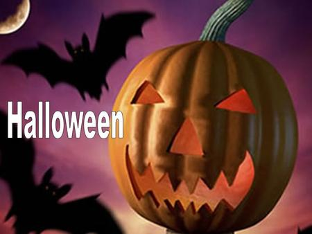 Halloween is a holiday celebrated on the night of October 31st. On this night, children dress up in different costumes and go door to door asking for.