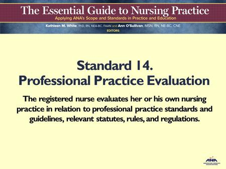 an introduction to the practice of nursing as a registered nurse 21 ncac 36 0224 components of nursing practice for the registered nurse (a) the responsibilities which any registered nurse can safely accept are determined by the variables in each nursing.